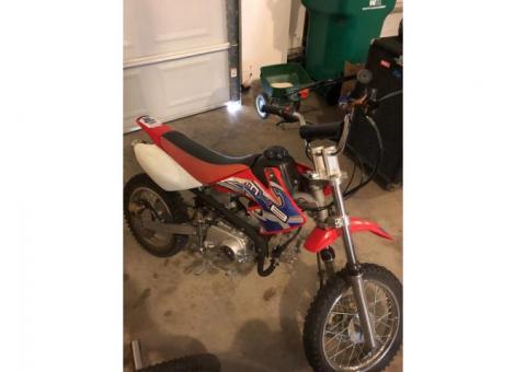 MXB MX Pro 110Z Pit Bike