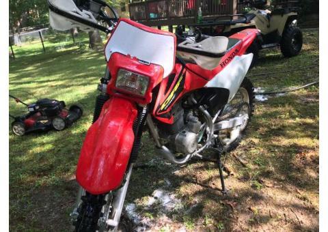 2003 Honda CRF230f