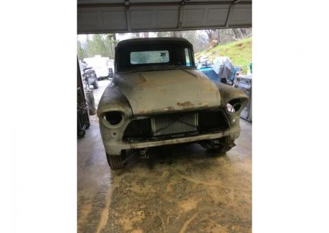 1957 Chevy Truck Stepside Sale Price 7,500
