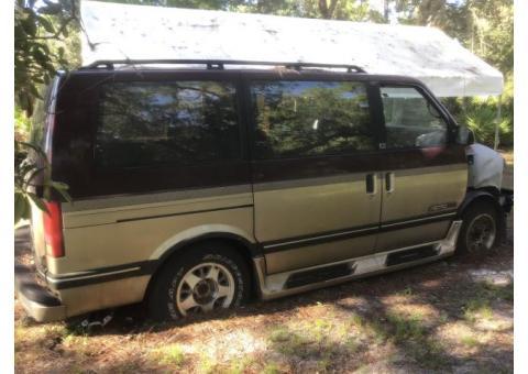 1992 Chevy Astro Van