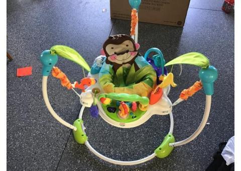Baby jumperoo